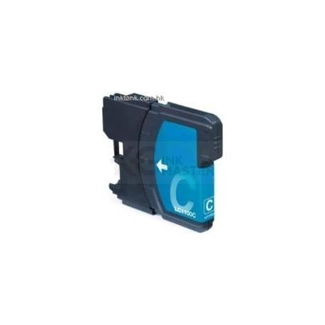 Compatible Brother LC-535 Cyan Ink Cartridge