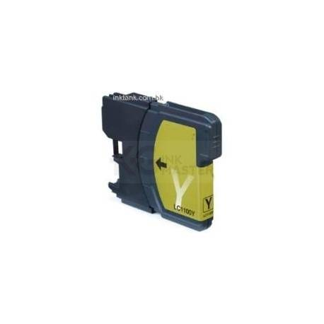 Compatible Brother LC-535 Yellow Ink Cartridge