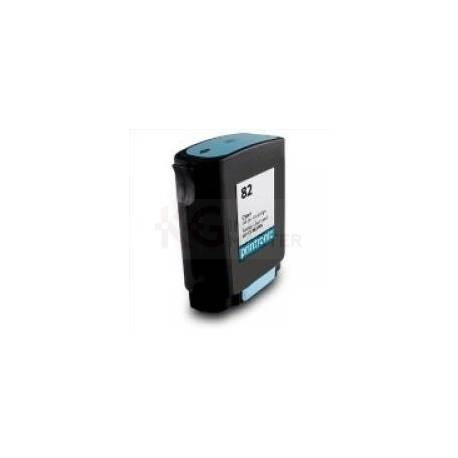 Compatible HP 82 Cyan Ink Cartridge C4911A