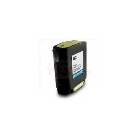 Compatible HP 82 Yellow Ink Cartridge C4913A