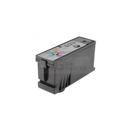 Dell V313/V313W/V515W/P513W/P713W/V715W (Series 21 / 24) Black High Yield Compatible Inkjet