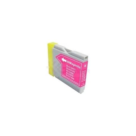 Compatible Brother LC-57 Magenta Ink Cartridge