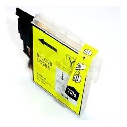 Compatible Brother LC-39 Yellow Ink Cartridge