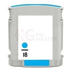 HP 18 Compatible Cyan Inkjet Cartridge C4937A