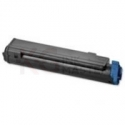 Compatible OKI C712 C712n Black Toner Cartridge